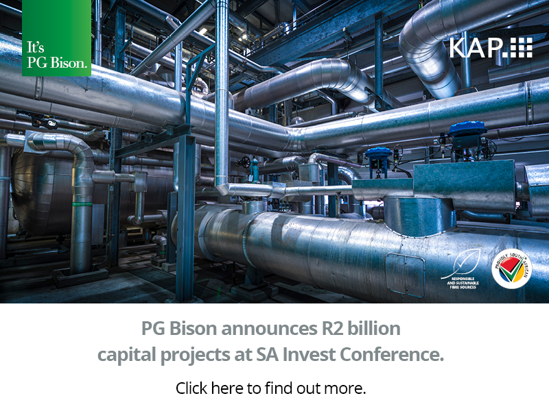 PG Bison - Investment Announcement