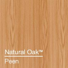 Natural Oak Peen